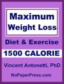 Maximum Weight Loss   1500 Calorie