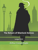 Download The Return of Sherlock Holmes Epub