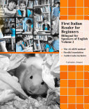 First Italian Reader for Beginners Volume 2