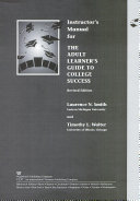 The Adult Learner s Guide to College