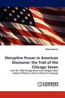 Disruptive Power in American Discourse