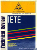 Iete Technical Review Book PDF