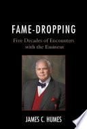 Fame Dropping