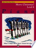 Alfred s Basic Piano Library  Merry Christmas  Level 4