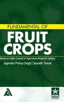 Fundamental Of Fruit Crops Book PDF