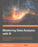Mastering Data Analysis with R Book