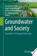 GROUNDWATER AND SOCIETY Book