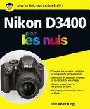 Nikon D3400 pour les Nuls grand format Pdf/ePub eBook