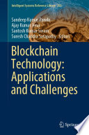 Blockchain Technology: Applications and Challenges