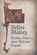 Before Malory