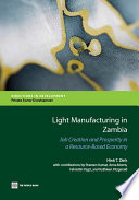 Light Manufacturing in Zambia