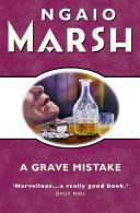 Pdf Grave Mistake (The Ngaio Marsh Collection) Telecharger