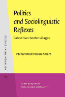 Politics and Sociolinguistic Reflexes