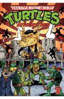 Teenage Mutant Ninja Turtles  Adventures Vol  8