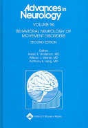 Behavioral Neurology of Movement Disorders