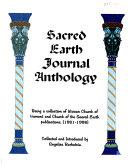 Sacred Earth Journal Anthology