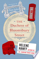 The Duchess Of Bloomsbury Street PDF