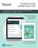 Communication Revel Access Code