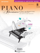 Piano Adventures : Level 2B - Technique & Artistry Book