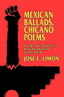 Mexican Ballads, Chicano Poems