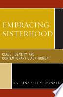 Embracing Sisterhood