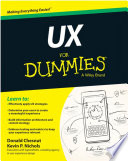 List of Ux Dummies E-book