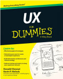 UX For Dummies [Pdf/ePub] eBook