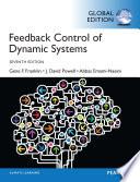 Feedback Control of Dynamic Systems PDF eBook, Global Edition