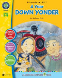 A Literature Kit for A Year Down Yonder by Richard Peck Book