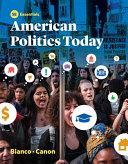 American Politics Today Book PDF