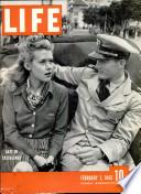 1 Փետրվար 1943