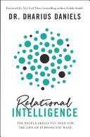 Relational Intelligence Pdf/ePub eBook