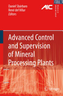 Advanced Control and Supervision of Mineral Processing Plants Pdf/ePub eBook