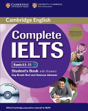 Complete IELTS Bands 6 5 7 5 Student s Pack  Student s Book with Answers with CD ROM and Class Audio CDs  2