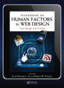 Handbook of Human Factors in Web Design, Second Edition