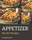 My 365 Appetizer Recipes Pdf/ePub eBook