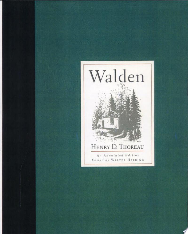 Walden banner backdrop