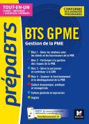 PrépaBTS - BTS Gestion de la PME - Toutes les matières - Révision et entrainement Pdf/ePub eBook