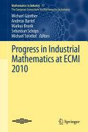 Progress in Industrial Mathematics at ECMI 2010