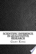 Scientific Inference in Qualitative Research