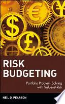 Risk Budgeting Book