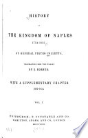 History of the Kingdom of Naples