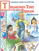 Treasured Time with Your Toddler Book