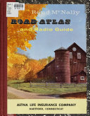 Rand McNally Road Atlas and Radio Guide of the United States
