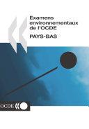 Pdf Examens environnementaux de l'OCDE : Pays-Bas 2003 Telecharger