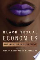 Black Sexual Economies