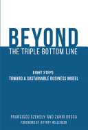 The Beyond the Triple Bottom Line