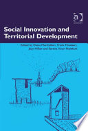 Social Innovation and Territorial Development Book PDF