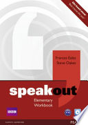 Speakout. Elementary. Workbook. Without key. Per le Scuole superiori. Con CD-ROM