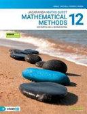 Cover of Jacaranda Maths Quest 12 Mathematical Methods VCE U3&4 2E EBookPLUS and Print and StudyOn